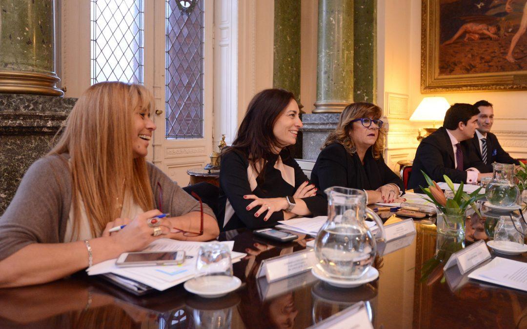 Reunión del Grupo Parlamentario de Amistad con la UNESCO