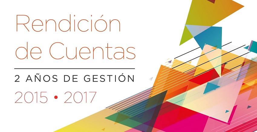 Rendición de Cuentas 2015-2017