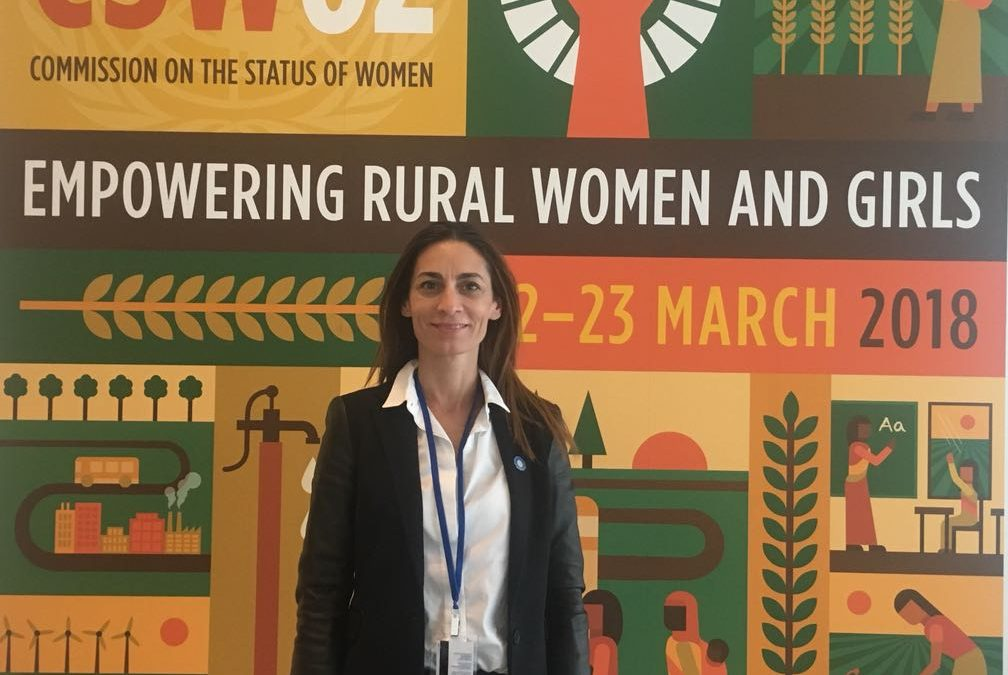 Crónica de la Semana 1 en CSW62, ONU Mujeres