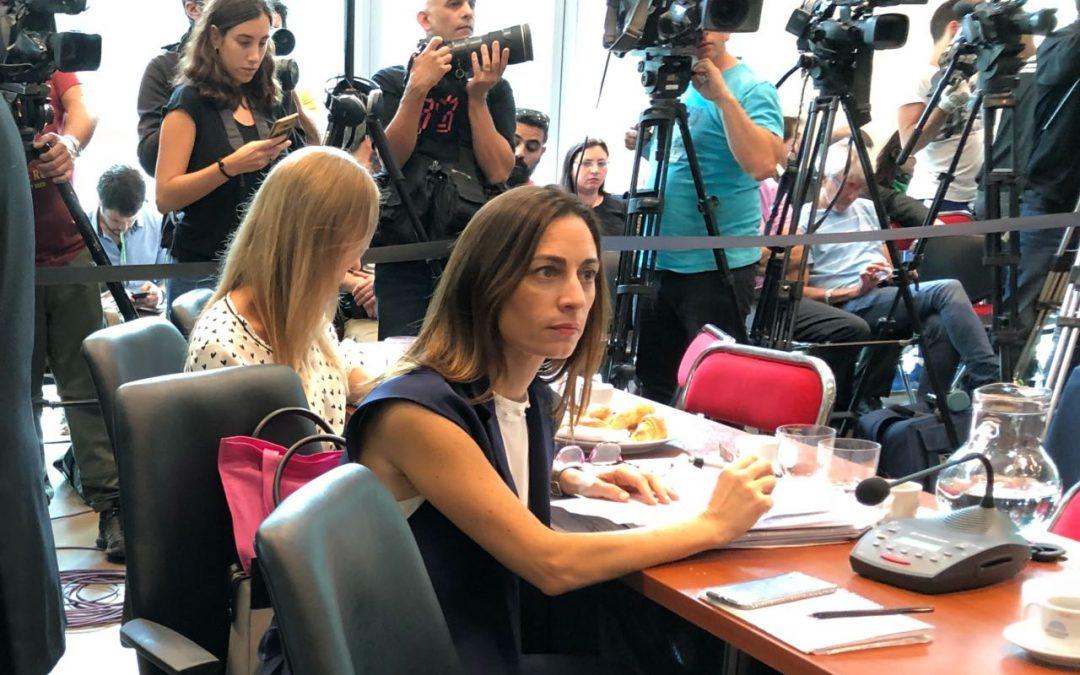 Primer día del debate por el proyecto de despenalización del aborto