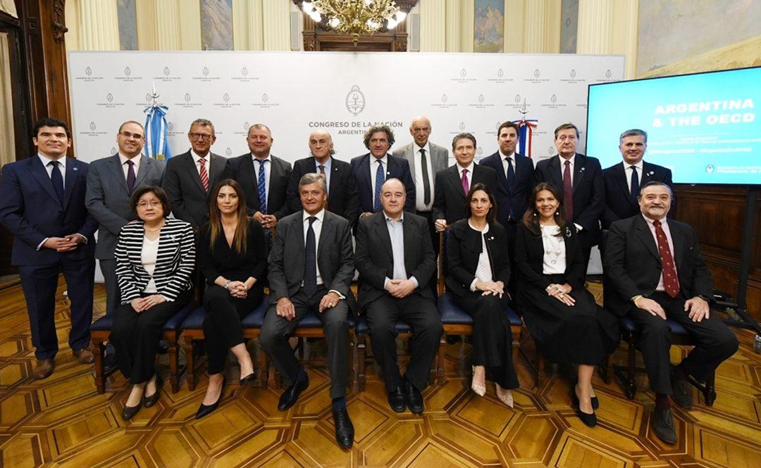 Visita de parlamentarios franceses