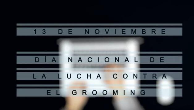 13 de noviembre Día Nacional de la Lucha contra el Grooming