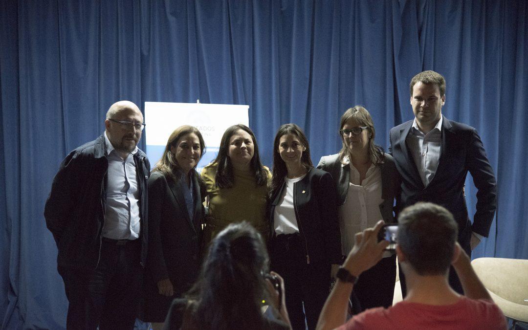 Lanzamiento de portal de Leyes Abiertas en la HCDN