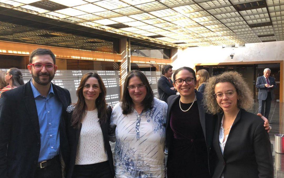 Taller Subregional sobre la Justicia Internacional en Montevideo